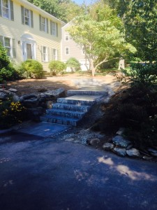 new front walk